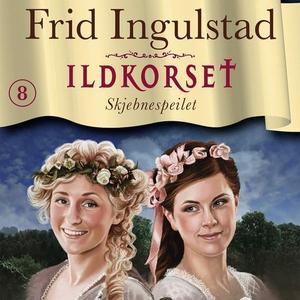 Skjebnespeilet (lydbok) av Frid Ingulstad