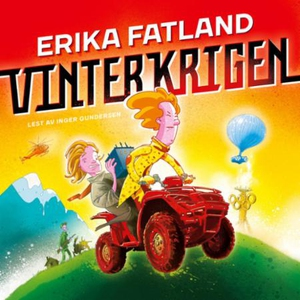 Vinterkrigen (lydbok) av Erika Fatland