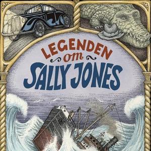 Legenden om Sally Jones (lydbok) av Jakob Weg
