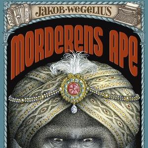 Morderens ape (lydbok) av Jakob Wegelius