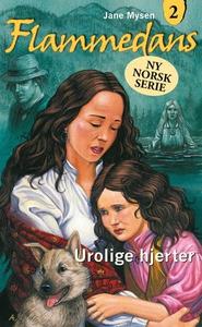 Urolige hjerter (ebok) av Jane Mysen