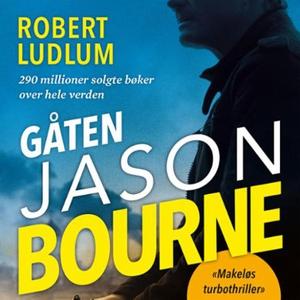 Gåten Jason Bourne (lydbok) av Robert Ludlum
