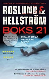 Boks 21 (ebok) av Anders Roslund, Börge Hells