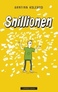 Snillionen (ebok) av Arnfinn Kolerud