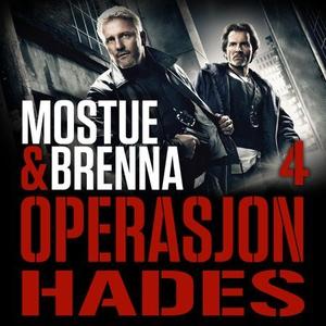 Operasjon Hades (lydbok) av Sigbjørn Mostue,