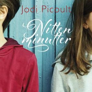 Nitten minutter (lydbok) av Jodi Picoult