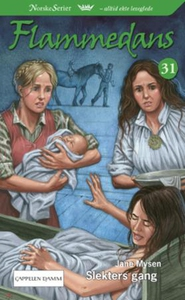 Slekters gang (ebok) av Jane Mysen