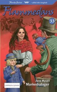 Markedsdager (ebok) av Jane Mysen