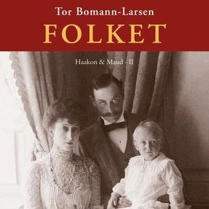 Folket (lydbok) av Tor Bomann-Larsen