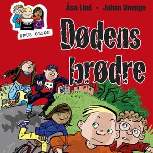 Dødens brødre (lydbok) av Åsa Lind
