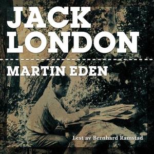 Martin Eden (lydbok) av Jack London