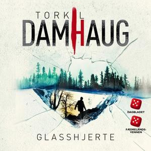 Glasshjerte (lydbok) av Torkil Damhaug