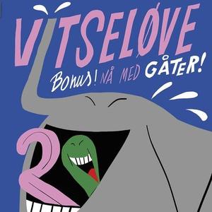 Vitseløve 2 (lydbok) av Steffen Sørum