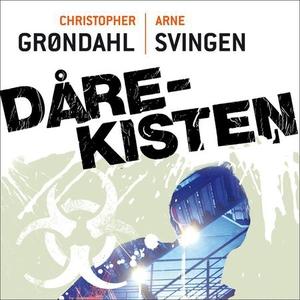 Dårekisten (lydbok) av Christopher F-B Grønda
