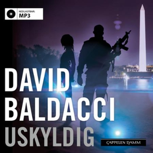 Uskyldig (lydbok) av David Baldacci