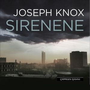 Sirenene (lydbok) av Joseph Knox