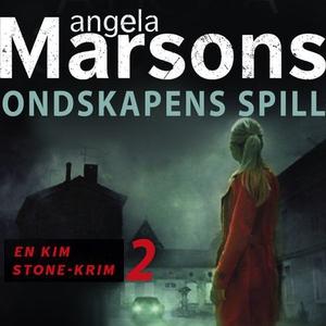 Ondskapens spill (lydbok) av Angela Marsons