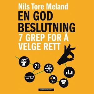 En god beslutning (lydbok) av Nils Tore Melan