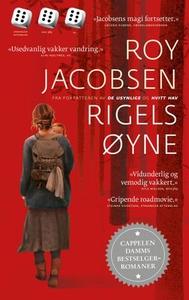 Rigels øyne (ebok) av Roy Jacobsen