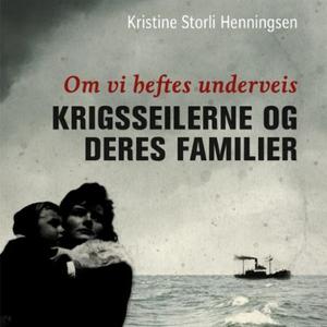 Om vi heftes underveis (lydbok) av Kristine S