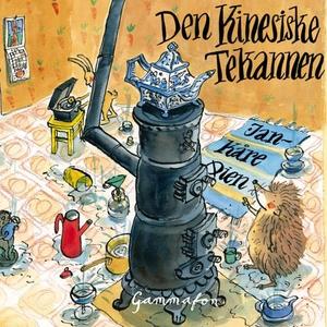 Den kinesiske tekannen (lydbok) av Jan-Kåre Ø
