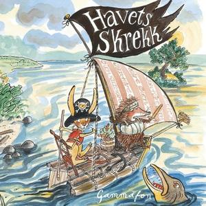 Havets skrekk (lydbok) av Jan-Kåre Øien, Terj