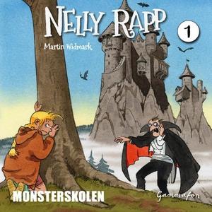 Monsterskolen (lydbok) av Martin Widmark