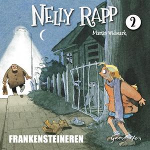 Frankensteineren (lydbok) av Martin Widmark