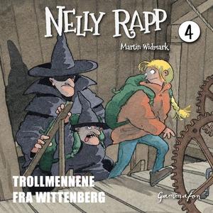 Trollmennene fra Wittenberg (lydbok) av Marti