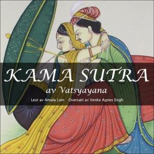Kama sutra (lydbok) av Vatsyayana