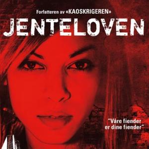 Jenteloven (lydbok) av Annette Münch