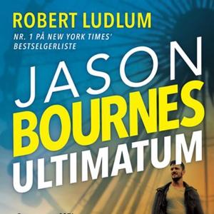 Jason Bournes ultimatum (lydbok) av Robert Lu