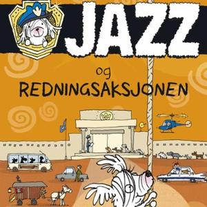 Jazz og redningsaksjonen (lydbok) av Lesley G