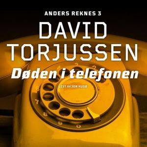 Døden i telefonen (lydbok) av David Torjussen
