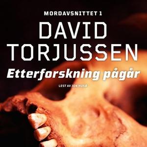 Etterforskning pågår (lydbok) av David Torjus