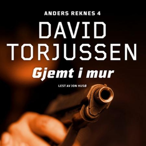 Gjemt i mur (lydbok) av David Torjussen