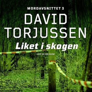 Liket i skogen (lydbok) av David Torjussen