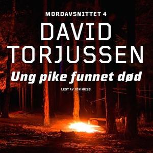 Ung pike funnet død (lydbok) av David Torjuss