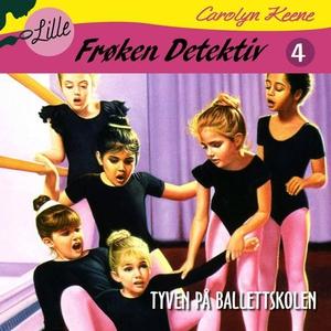 Tyven på ballettskolen (lydbok) av Carolyn Ke