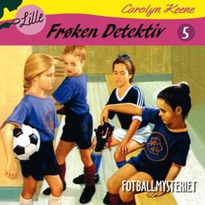 Fotballmysteriet (lydbok) av Carolyn Keene