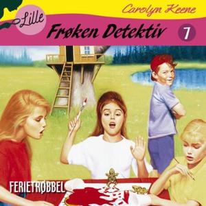 Ferietrøbbel (lydbok) av Carolyn Keene