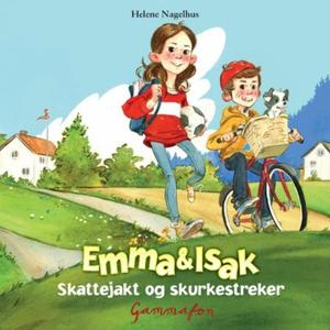 Emma & Isak (lydbok) av Helene Nagelhus