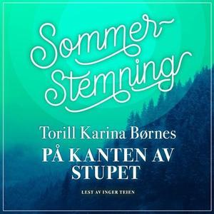 På kanten av stupet (lydbok) av Torill Karina