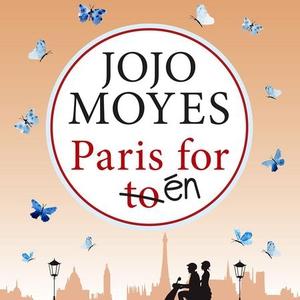 Paris for én (lydbok) av Jojo Moyes