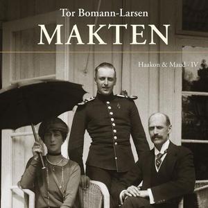 Makten (lydbok) av Tor Bomann-Larsen