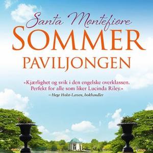 Sommerpaviljongen (lydbok) av Santa Montefior