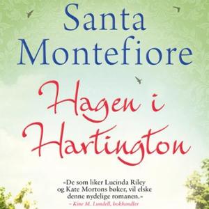 Hagen i Hartington (lydbok) av Santa Montefio