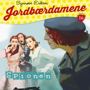 Spionen (lydbok) av Synnøve Eriksen