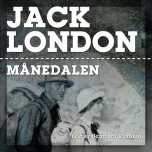 Månedalen (lydbok) av Jack London