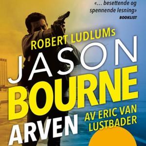 Jason Bourne arven (lydbok) av Eric Van Lustb